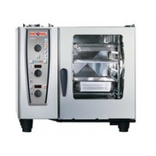 Пароконвектомат RATIONAL COMBIMASTER 61G PLUS газ A619300.30.202